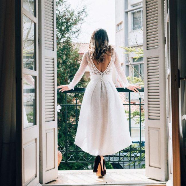 Νυφικά κοζάνη haute couture